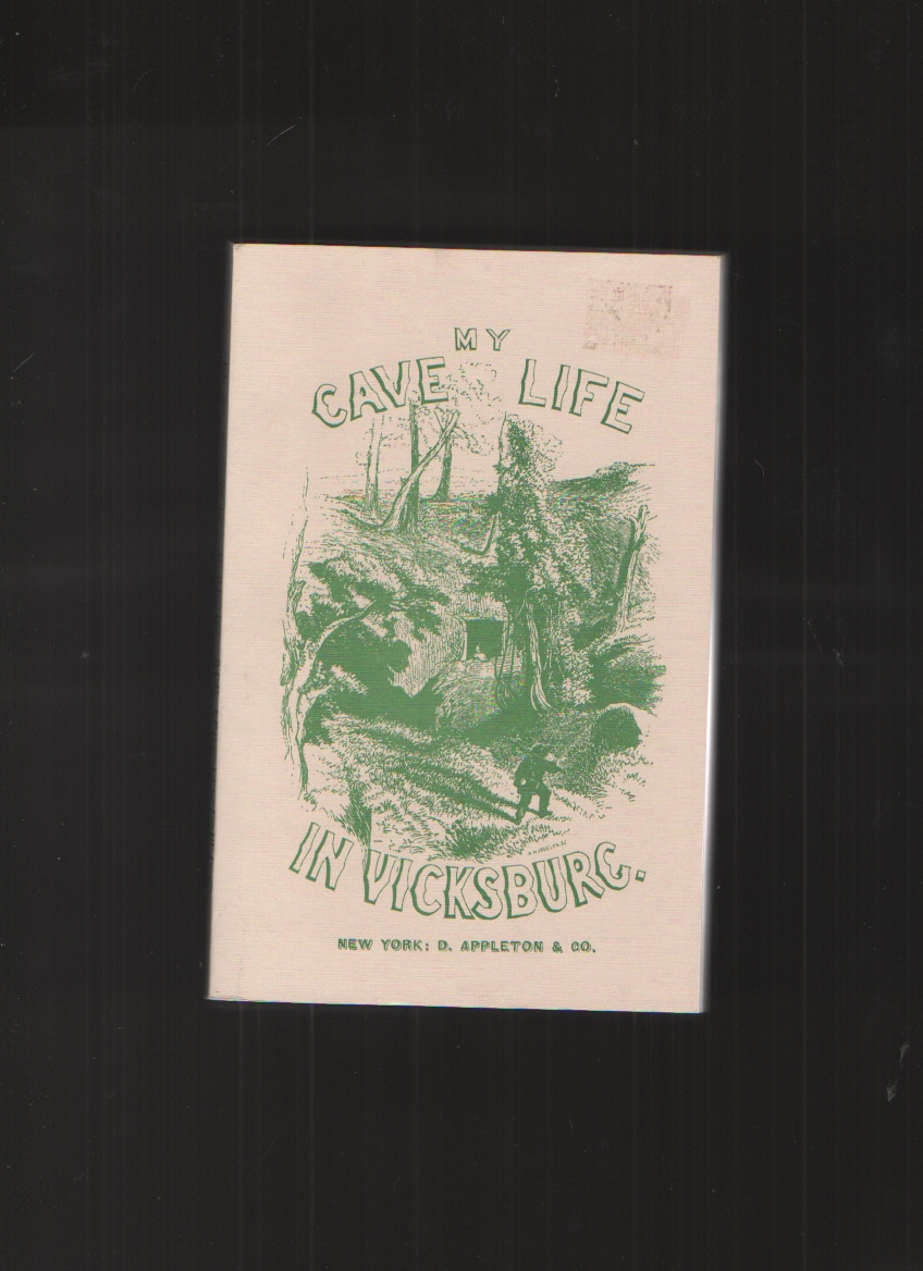 Image for My Cave Life in Vicksburg