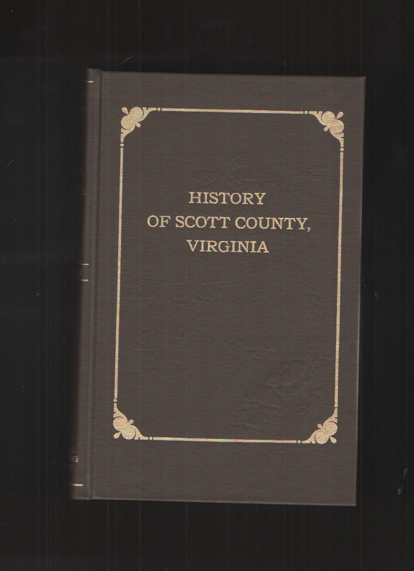 Image for History of Scott County, Virginia