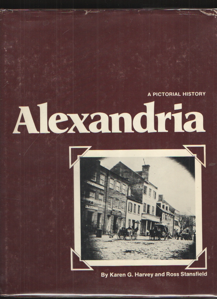 Image for Alexandria, Virginia  A Pictorial History