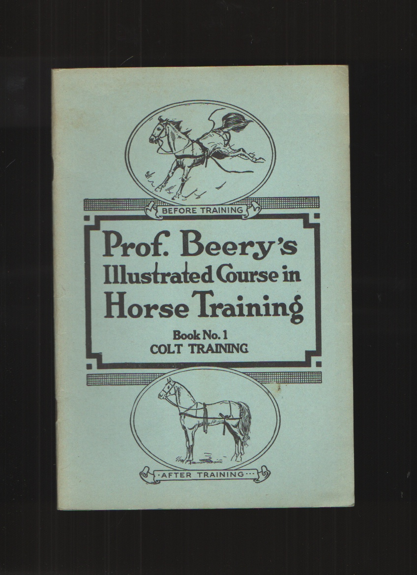 Image for Prof. Beery's Mail Course in Horsemanship, 8 Volumes