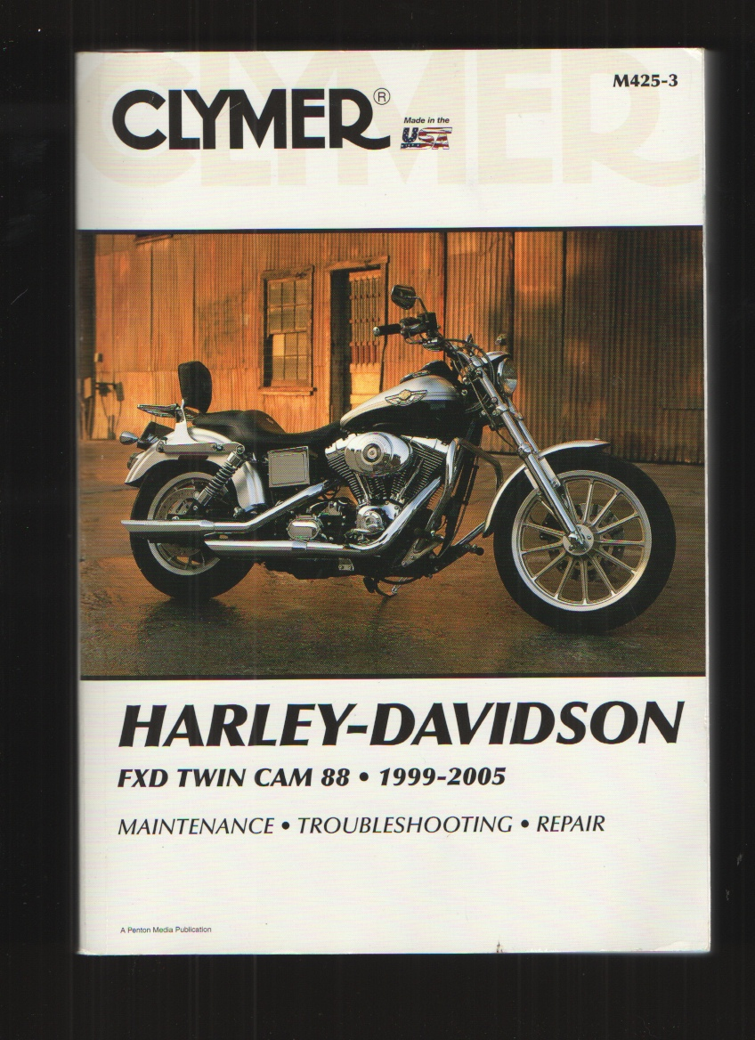 Image for Harley Davidson FXD Twin Cam 88 1999-2005