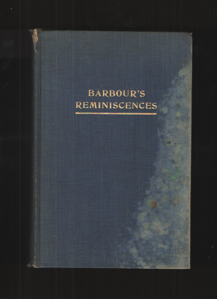 Image for Reminiscences