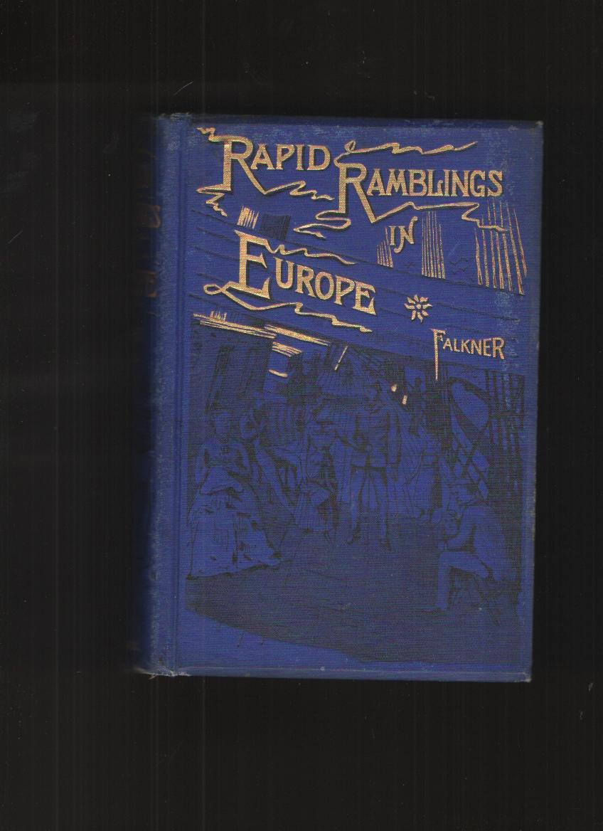 Image for Rapid Ramblings in Europe