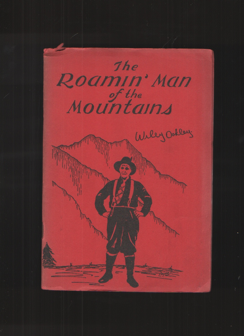 Image for The Roamin' Man of the Mountains