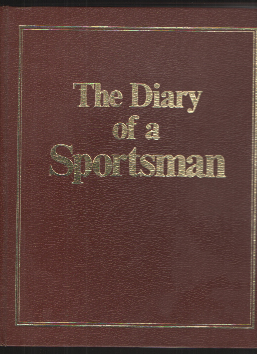 Image for The Diary of a Sportsman - (Blank Diary)