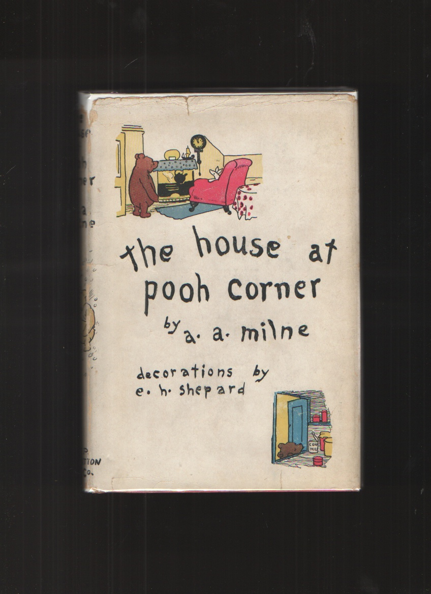 Image for The House At Pooh Corner