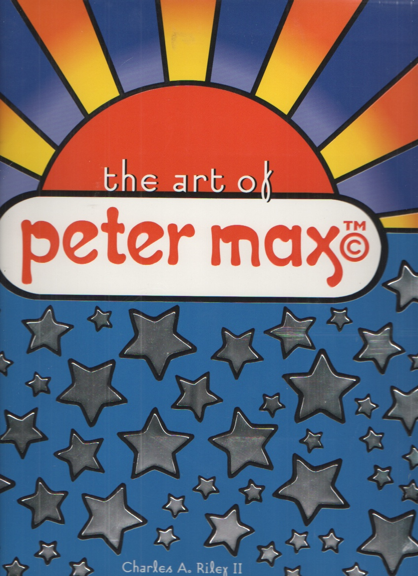 Image for The Art of Peter Max