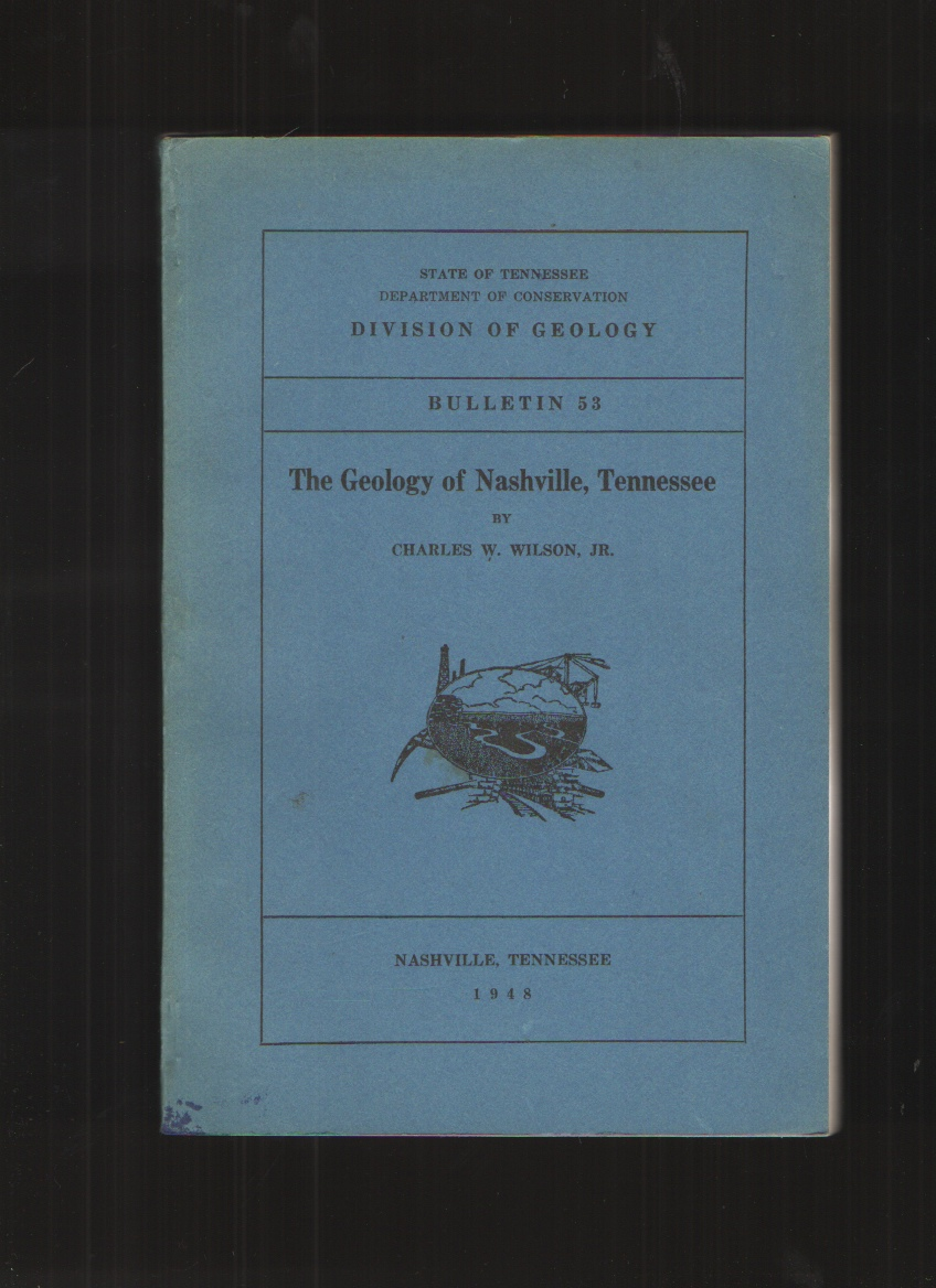 Image for The Geology of Nashville, Tennessee