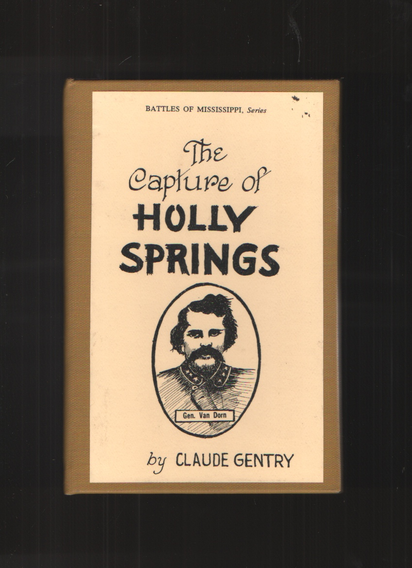 Image for The Capture of Holly Springs - Hardcover