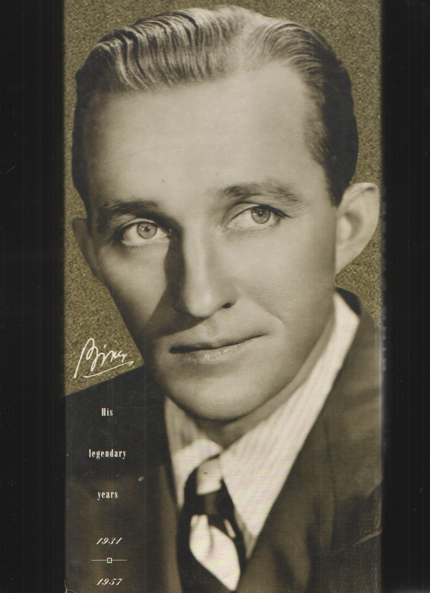 Image for Bing - His Legendary Years 1931-57 [4 CD Box Set]  (Missing Disc 1)