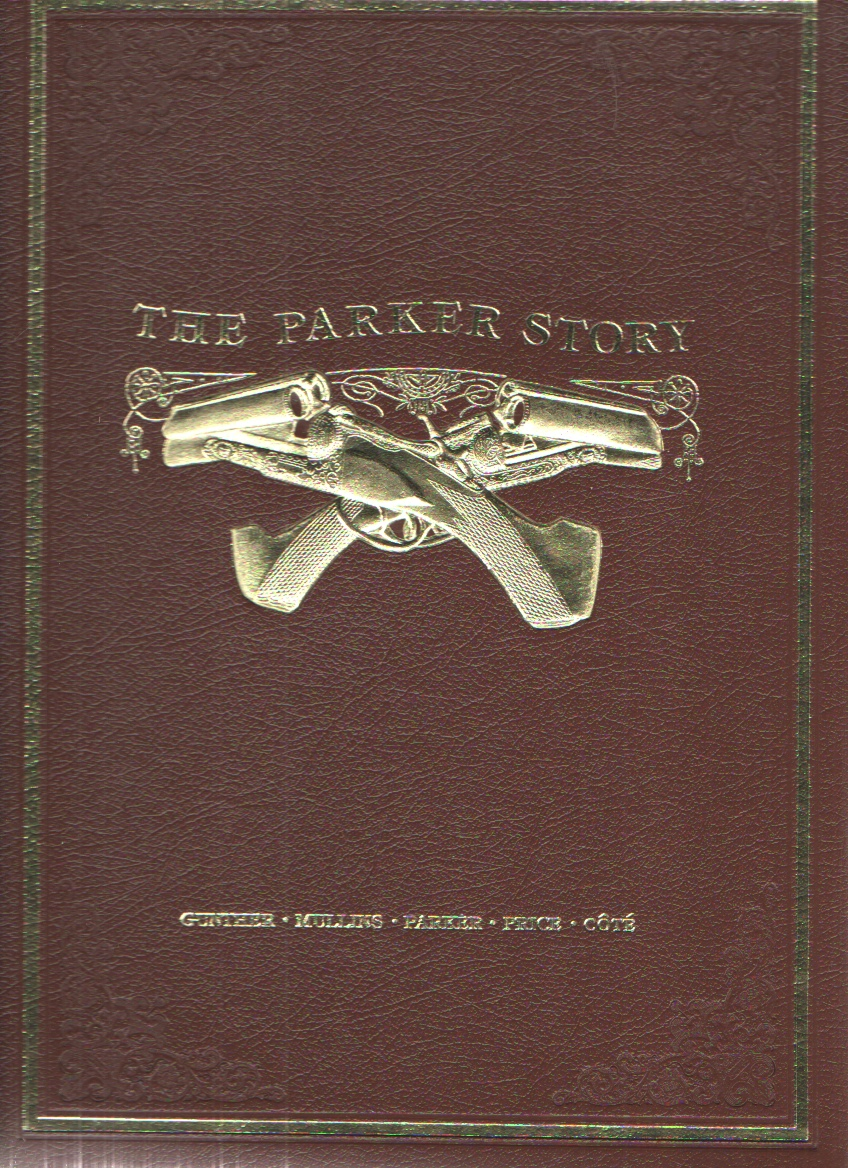 Image for The Parker Story, Limited Deluxe Edition, Limited to 500 Copies