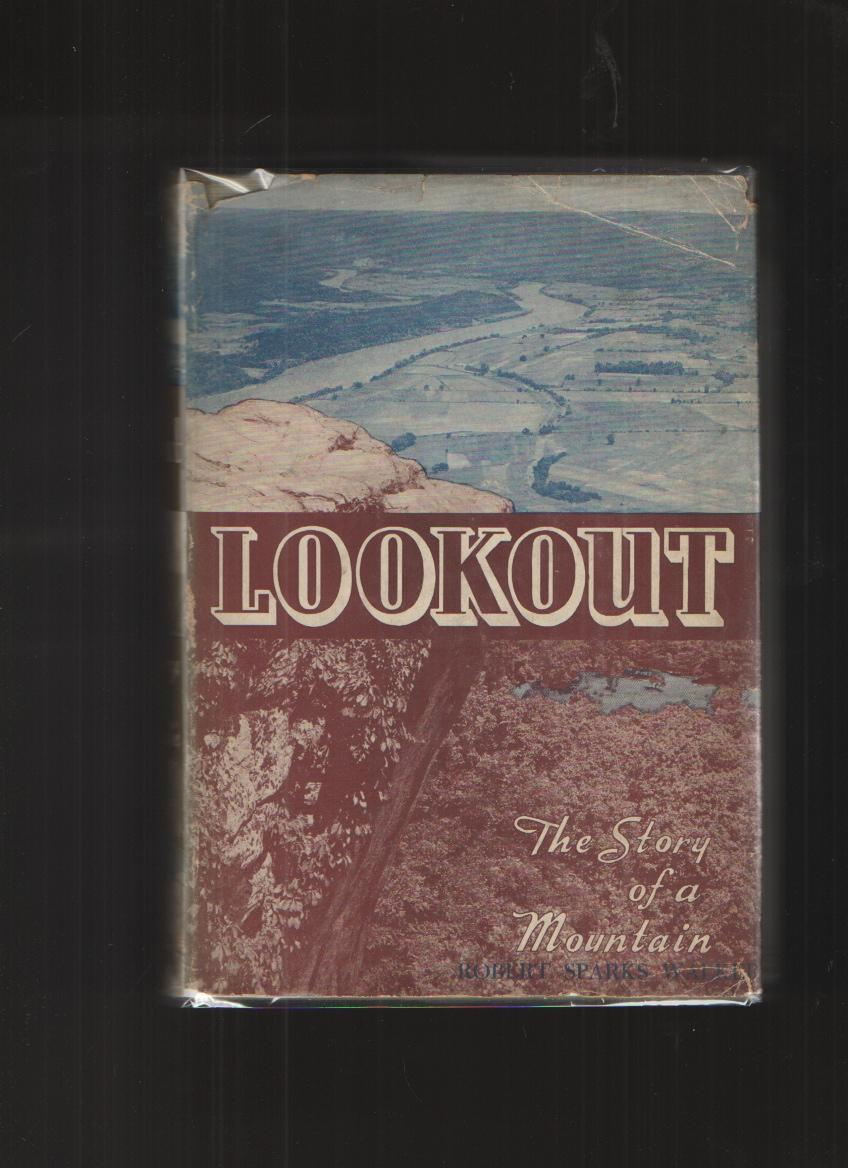 Image for LOOKOUT THE STORY of a MOUNTAIN.
