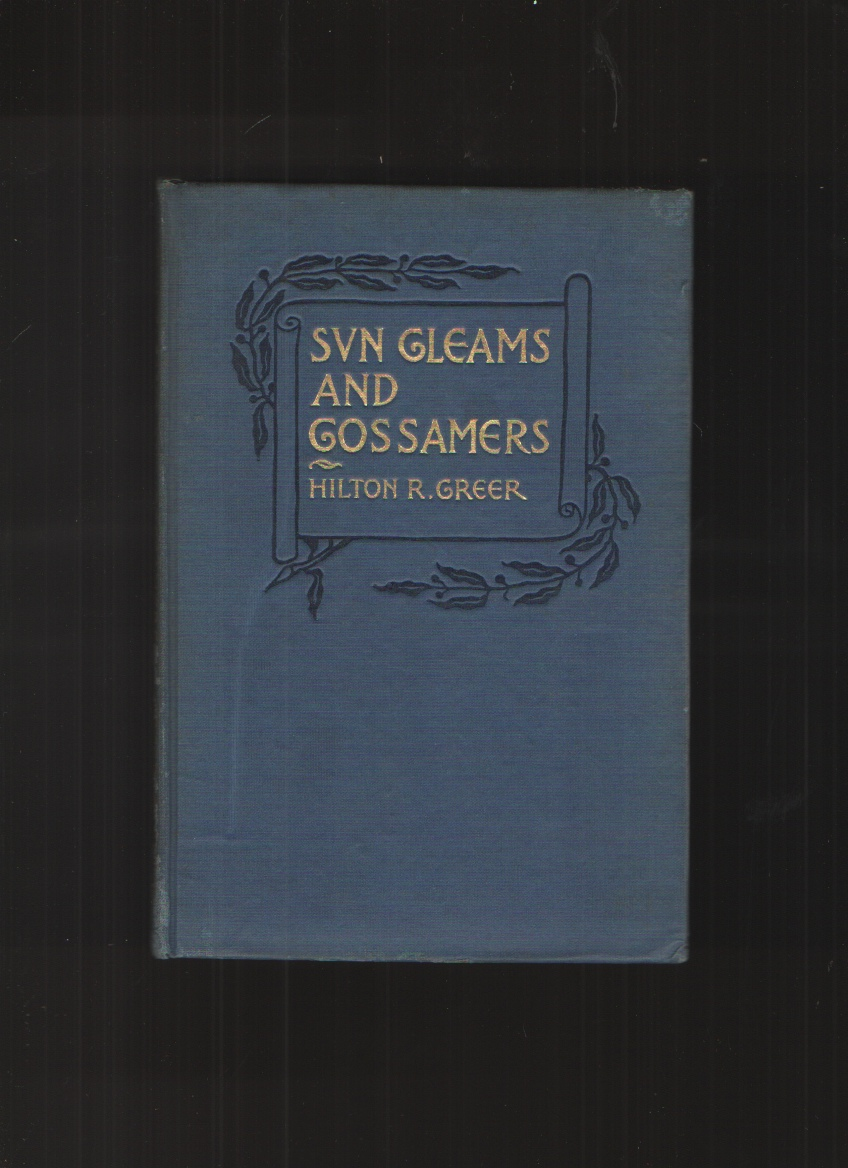 Image for Sun Gleams and Gossamers