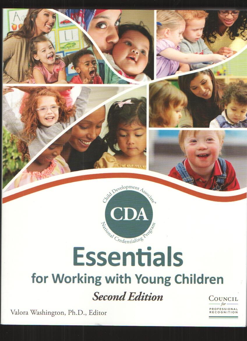 Image for CDA Essentials Book
