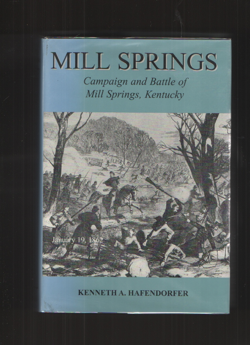 Image for Mill Springs  Campaign and battle of Mill Springs, Kentucky