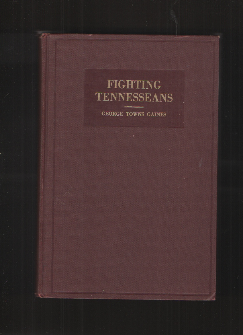 Image for Fighting Tennesseans