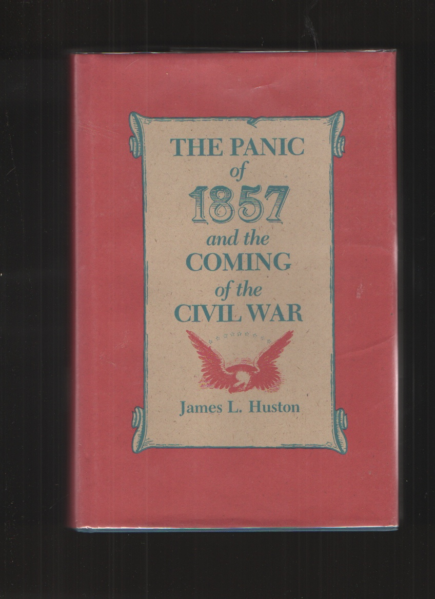 Image for The Panic of 1857 and the Coming of the Civil War