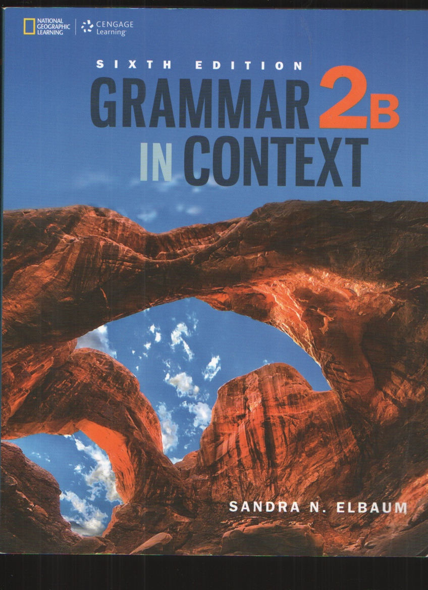 Image for Grammar in Context 2 Split Edition B