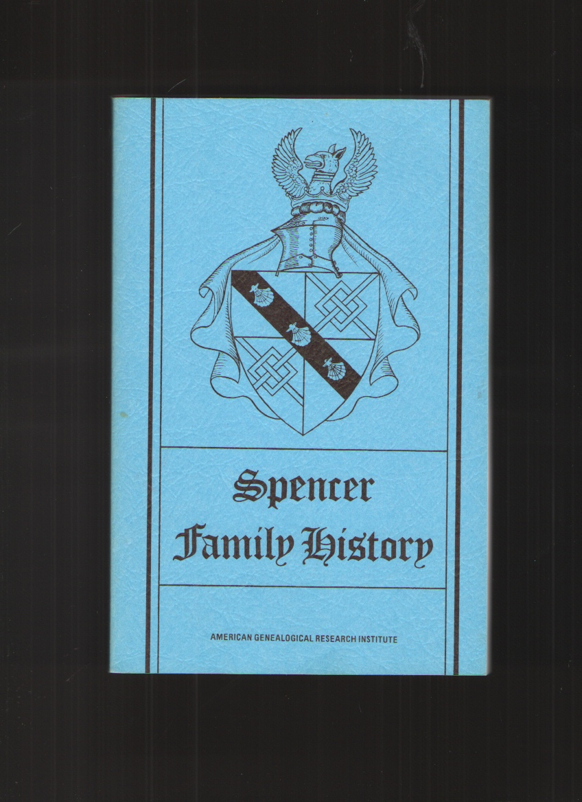 Image for Spencer Family History