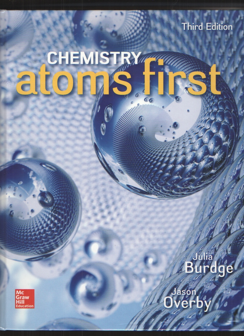 Image for Chemistry Atoms First