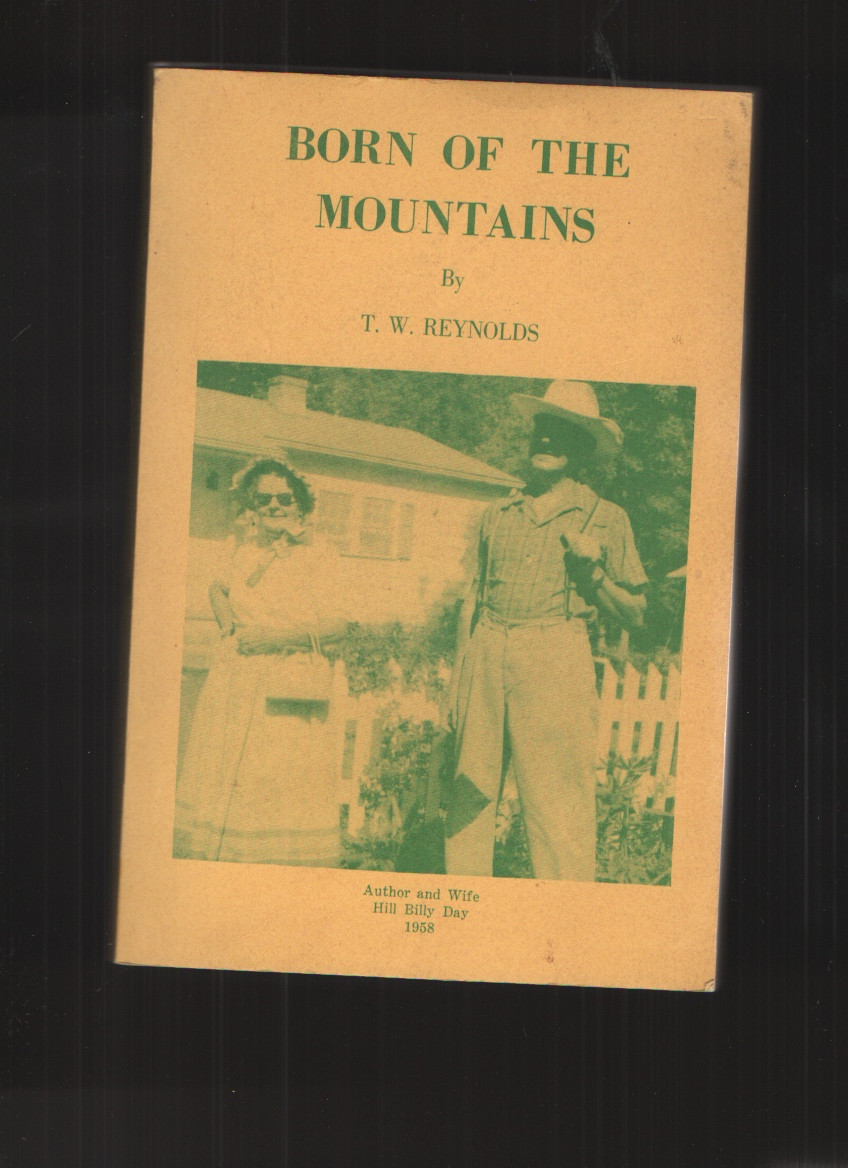 Image for Born of the Mountains