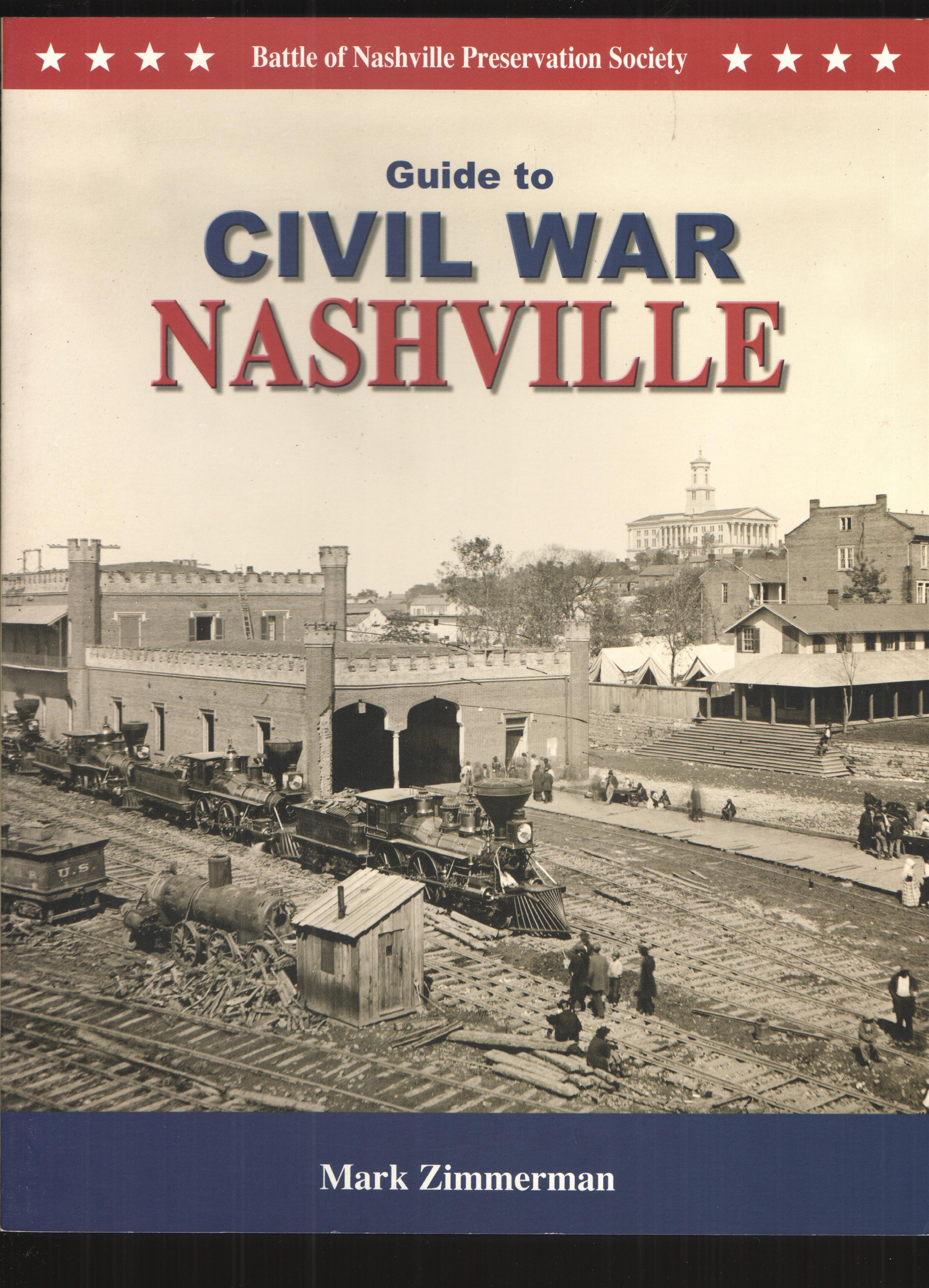 Image for Guide to Civil War Nashville