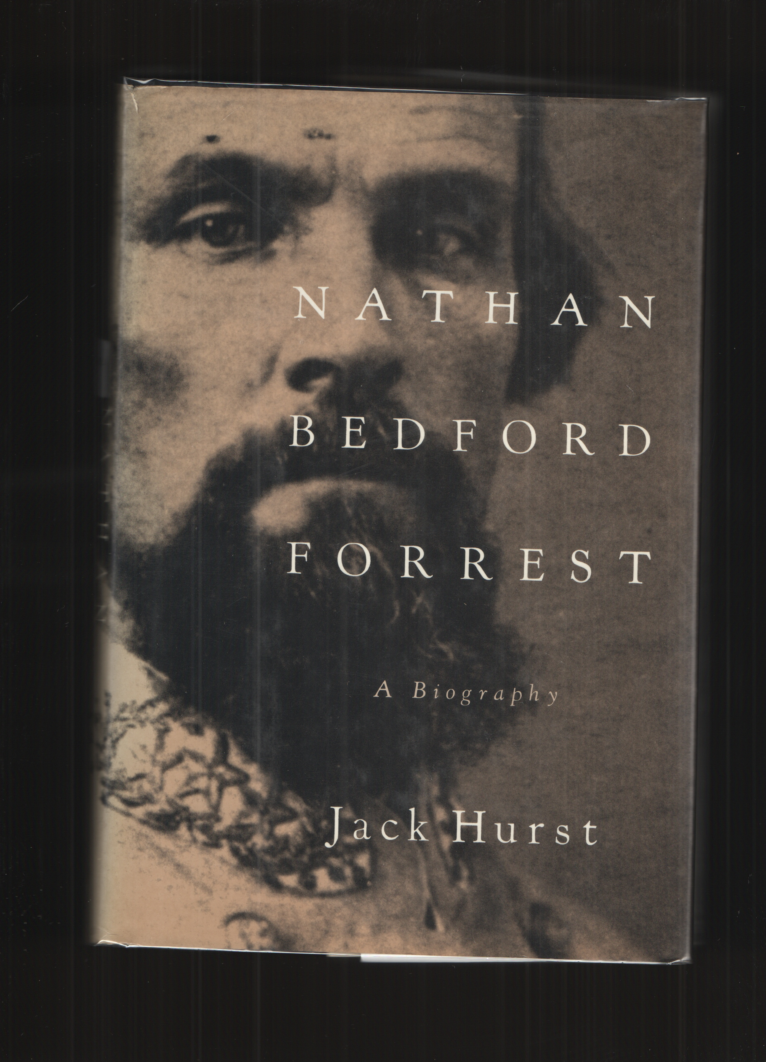 Image for Nathan Bedford Forrest A Biography