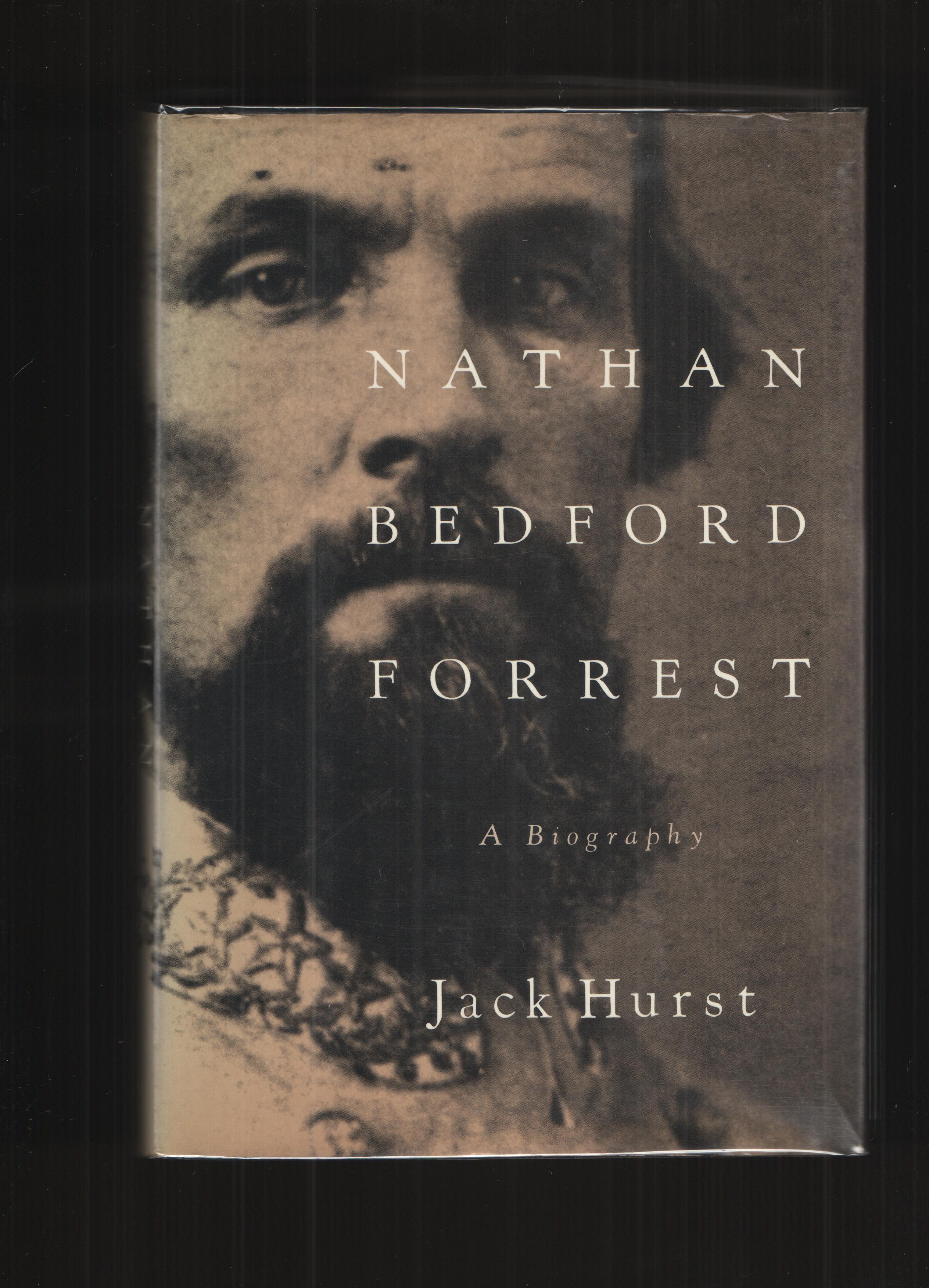 Image for Nathan Bedford Forrest A Biography