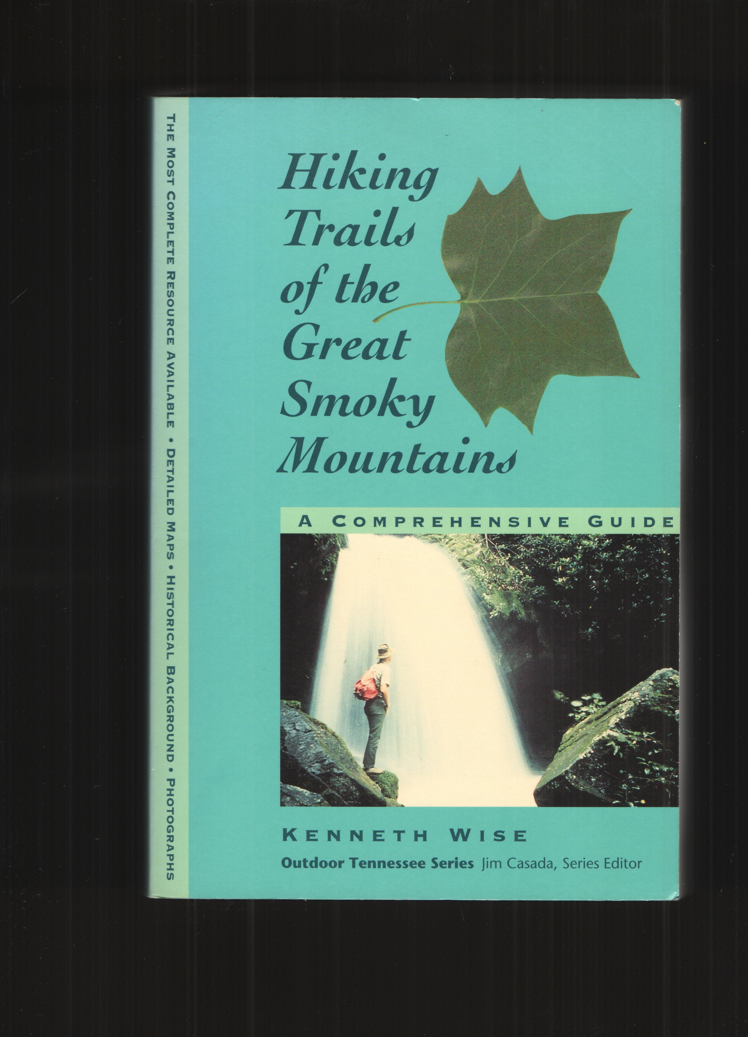Image for Hiking Trails of the Great Smoky Mountains A Comprehensive Guide