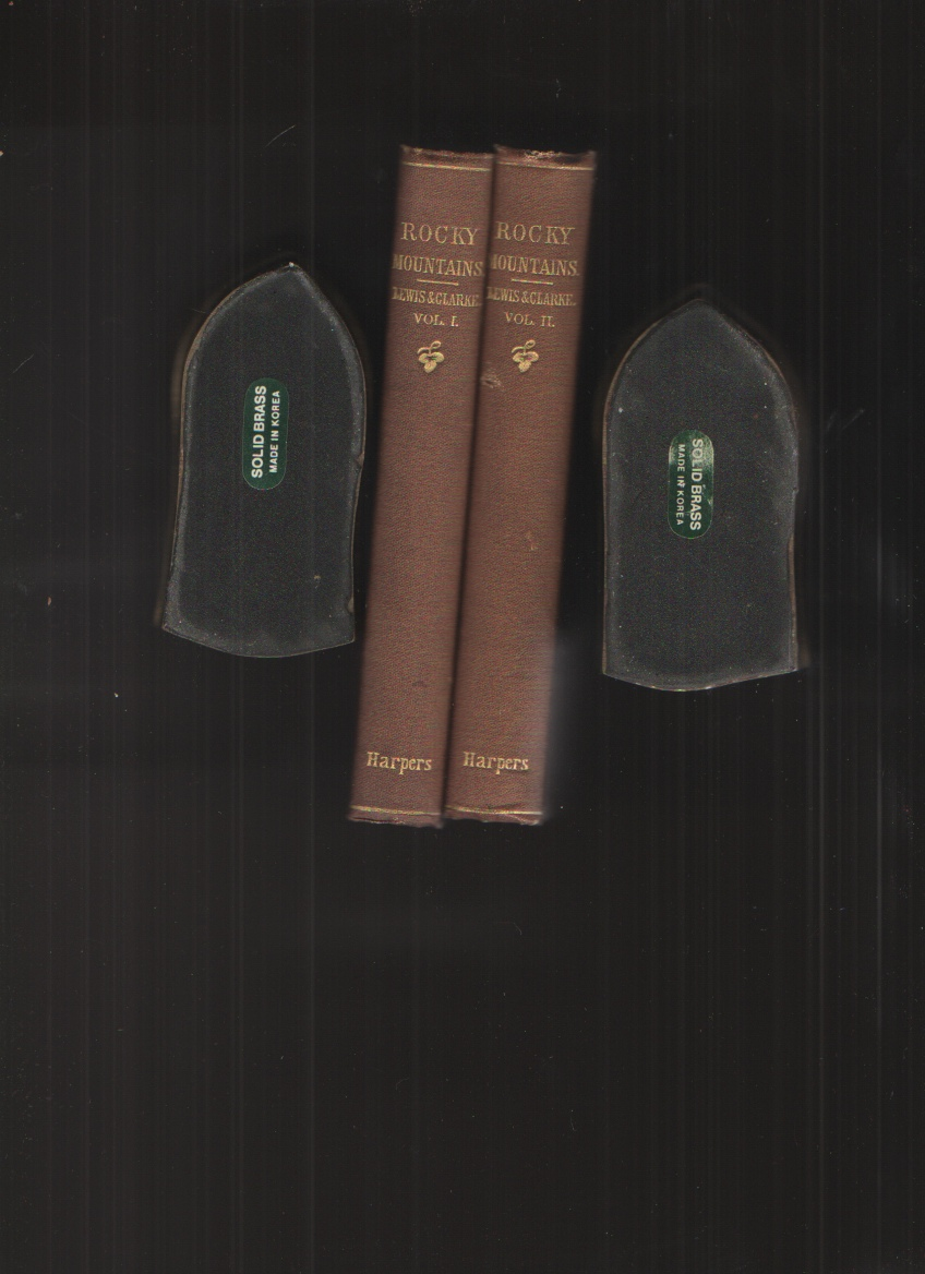 Image for History of the Expedition - Two Volumes Under the Command of Captains Lewis and Clark, Revised and Abridged by Archibald M'Vickar