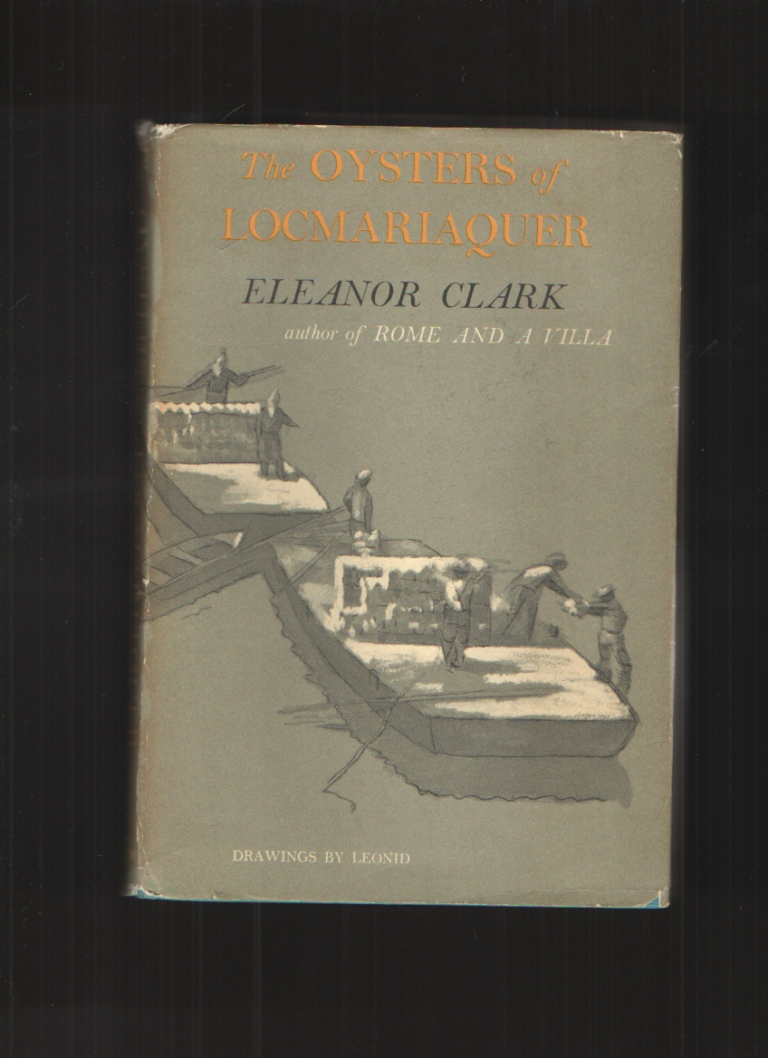 Image for The Oysters of Locmariaquer - First Edition