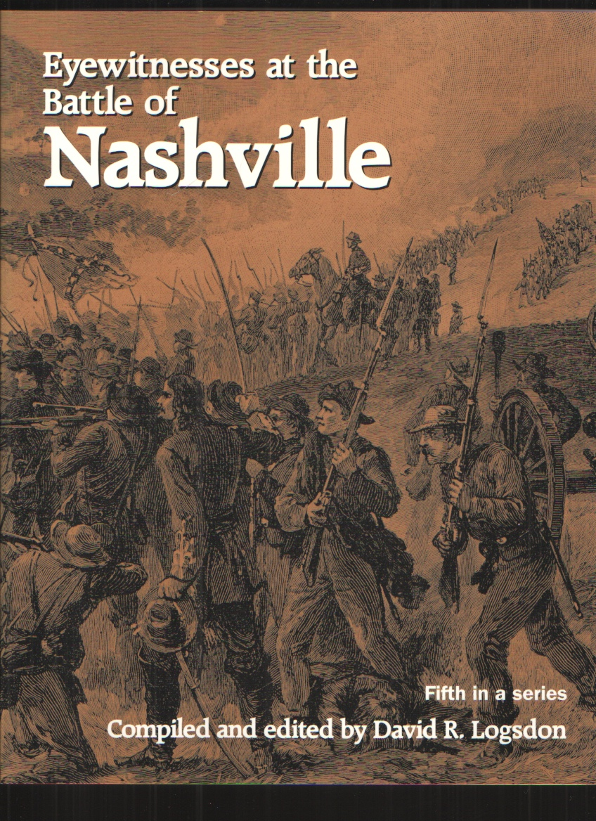 Image for Eyewitnesses At the Battle of Nashville