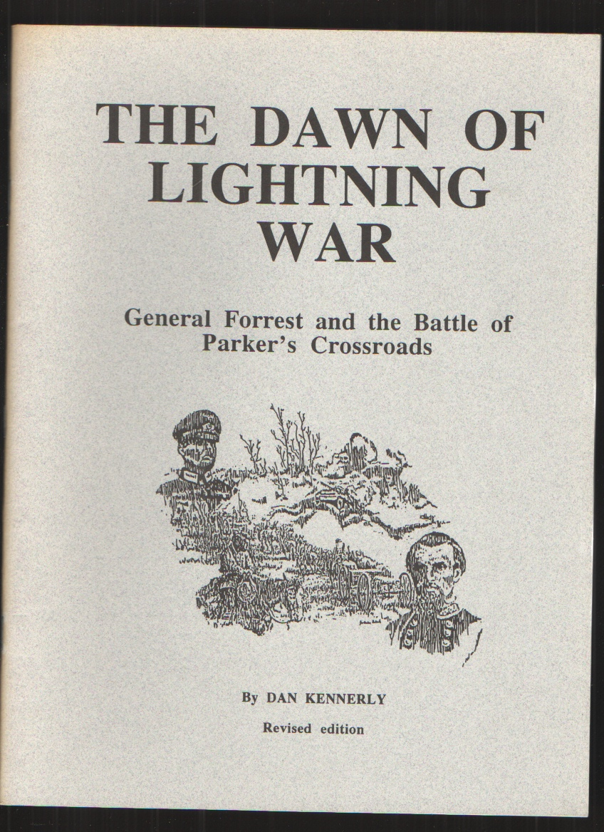 Image for Forrest At Parker's Crossroads The Dawn of Lightning War