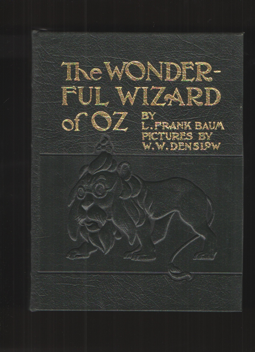 Image for THE WONDERFUL WIZARD of OZ Easton Press