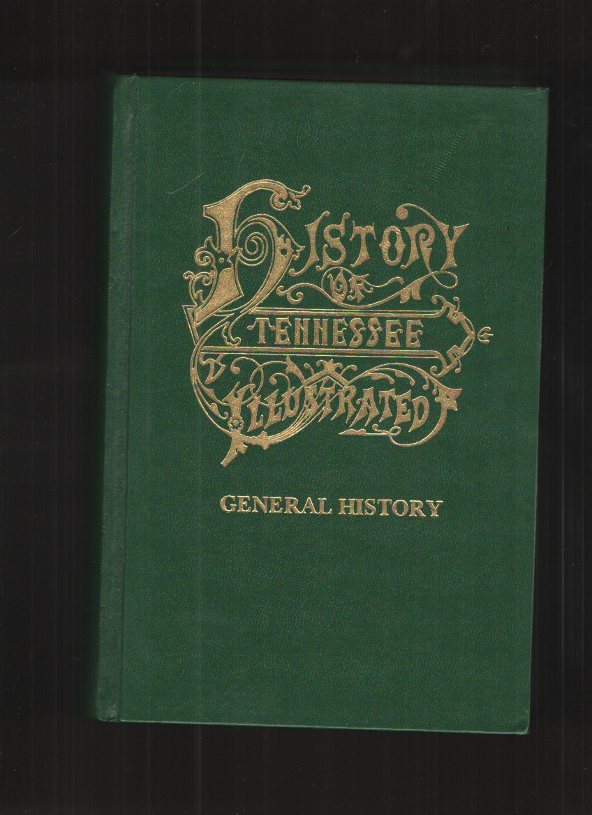 Image for History of Tennessee