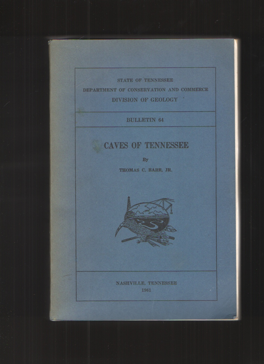 Image for Caves of Tennessee
