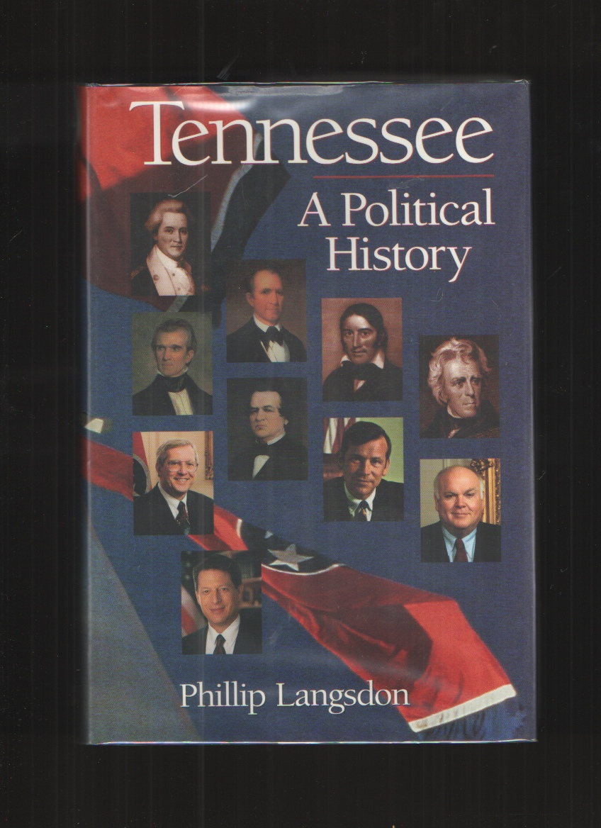 Image for Tennessee A Political History