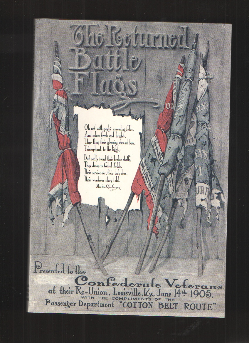 Image for The Returned Battle Flags