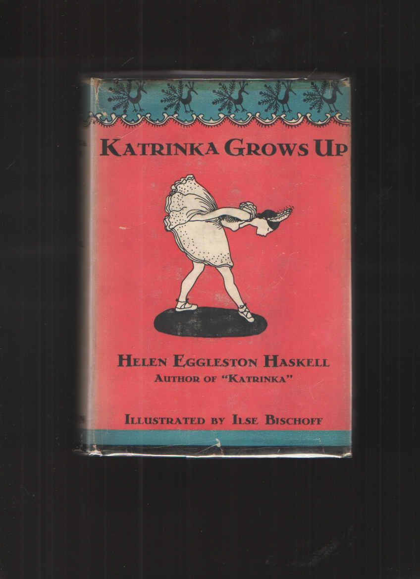 Image for Katrinka Grows Up