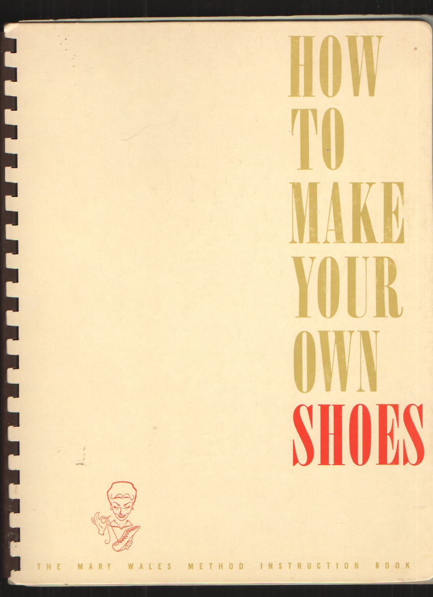 Image for How to Make Your Own Shoes