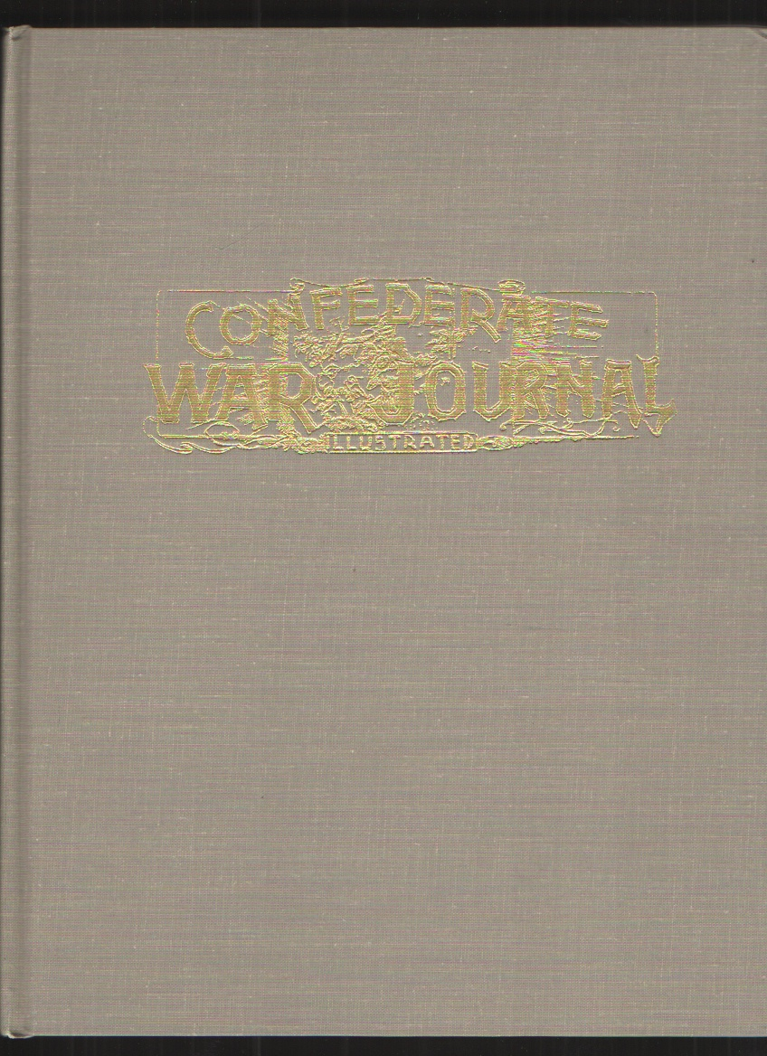 Image for Confederate War Journal, Vols I-II April 1893 through March 1895