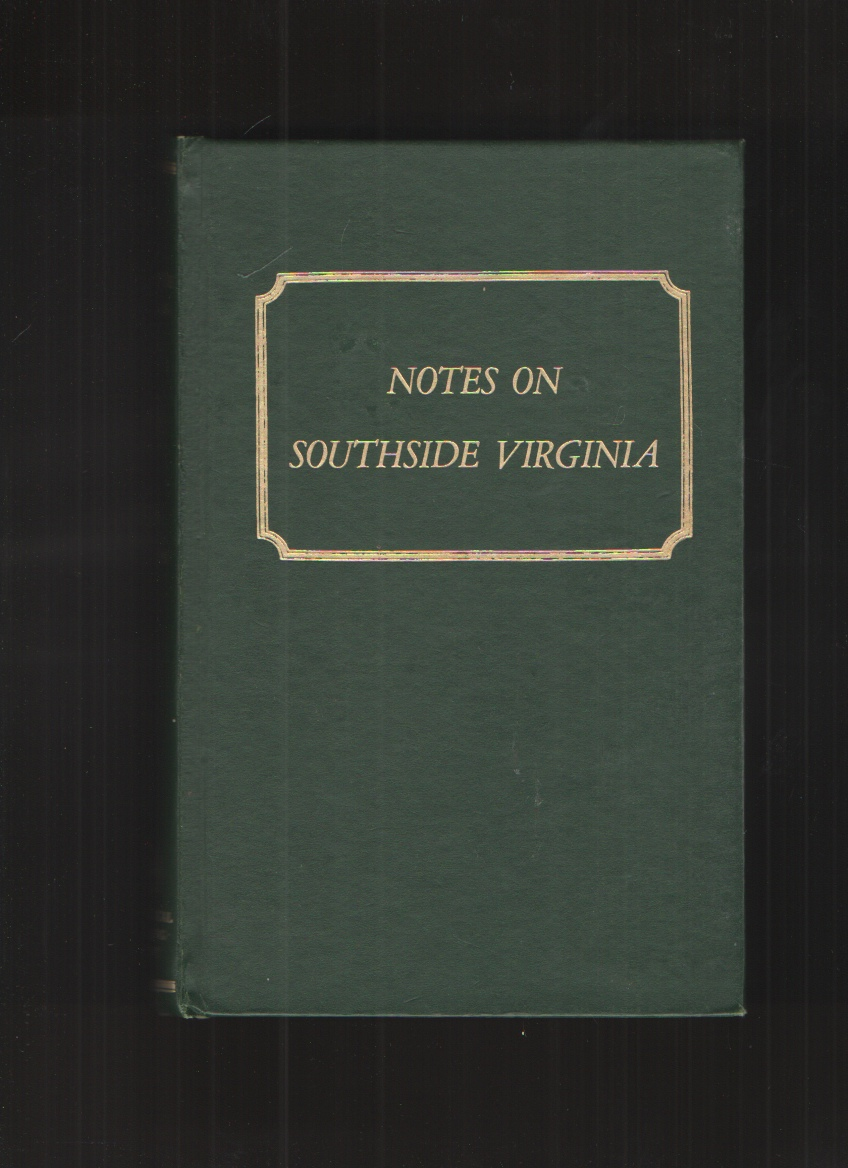 Image for Notes on Southside Virginia