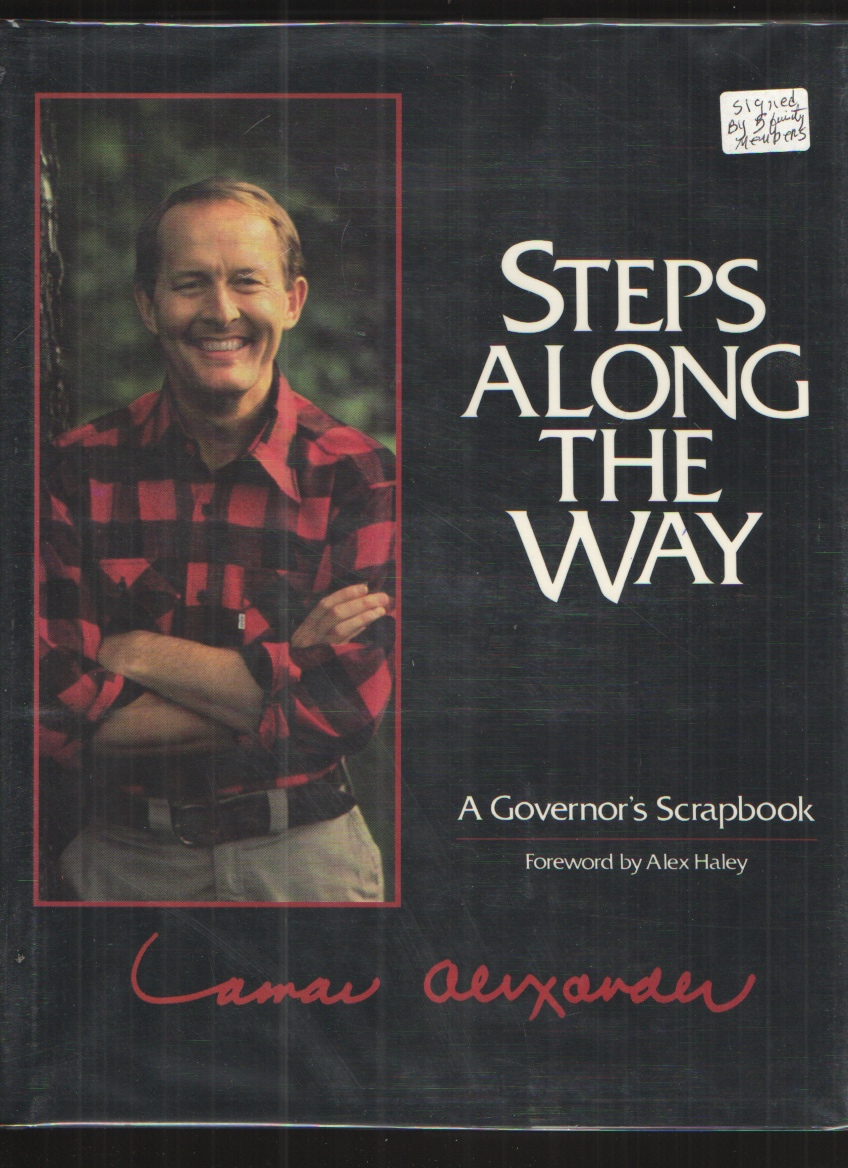 Image for Steps along the Way: A Governor's Scrapbook