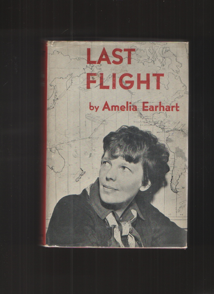 Image for Last Flight - First Edition