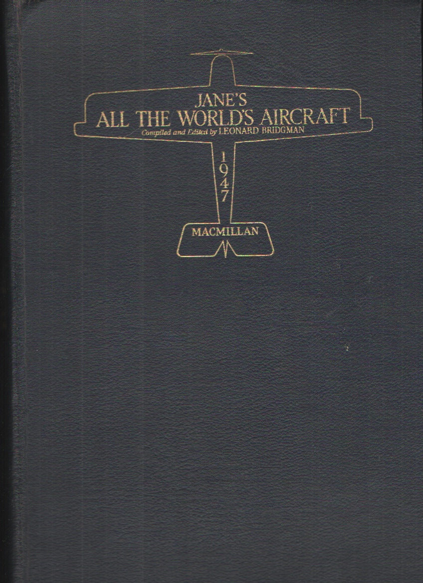 Image for Jane's all the World's Aircraft 1947