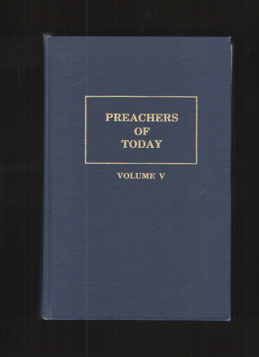 Image for Preachers of Today, Volume V