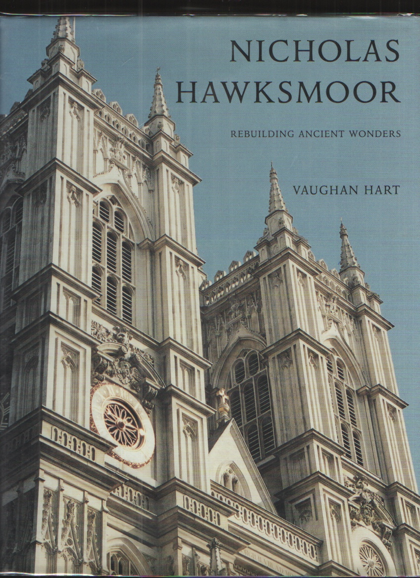 Image for Nicholas Hawksmoor Rebuilding Ancient Wonders