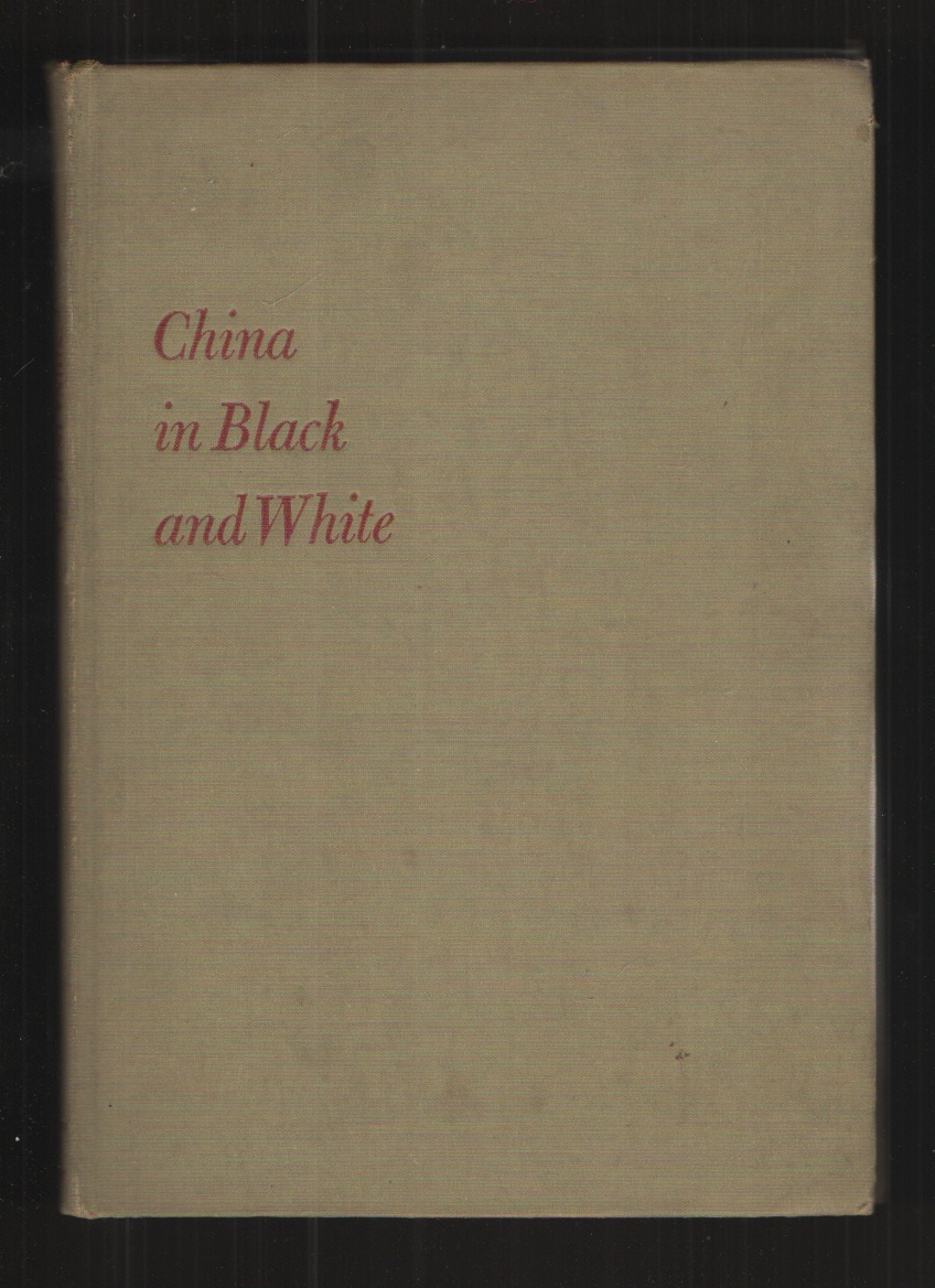 Image for China in Black and White An Album of Chinese Woodcuts