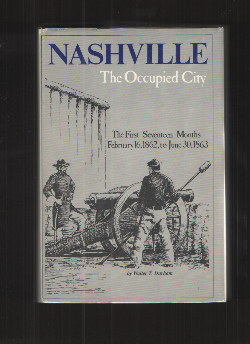 Image for Nashville  The Occupied City