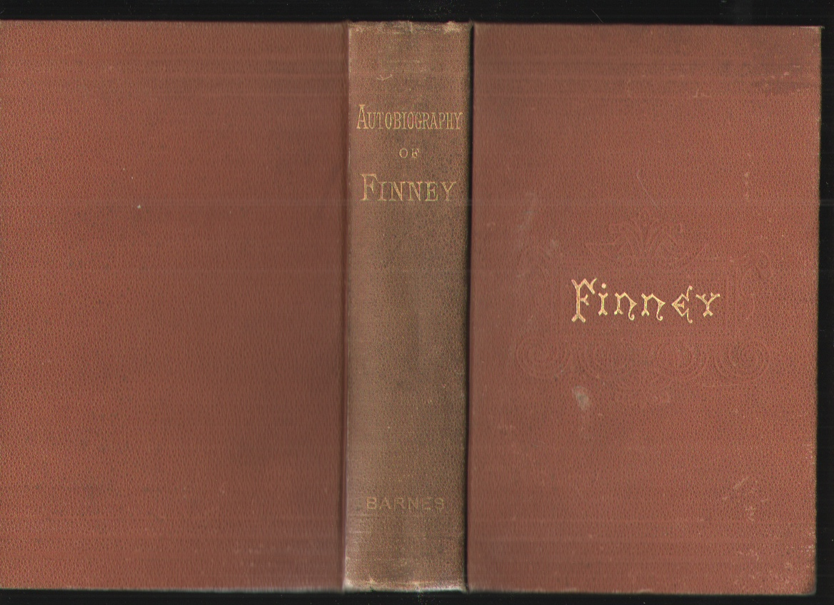 Image for Memoirs of Charles G. Finney, Written by Himself